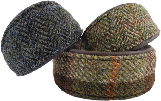 Harris Tweed Halsbänder