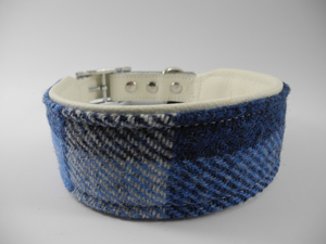 Harris Tweed Halsband